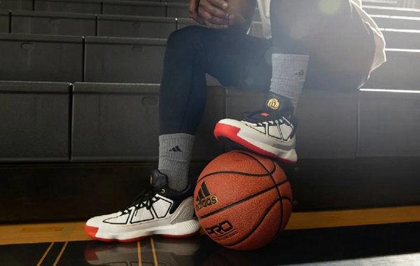adidas D Rose 10 最新签名战靴正式发售,玫瑰再次绽放