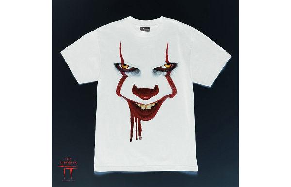 The Hundreds x《小丑回魂2》联乘 T-Shirt 系列上架