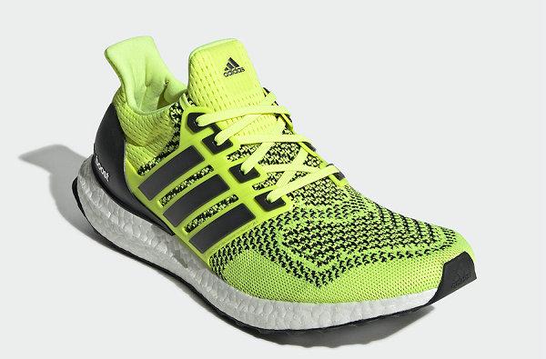 """阿迪达斯 Ultraboost 1.0 鞋款""""Solar Yellow""""柠檬黄配色释出"""