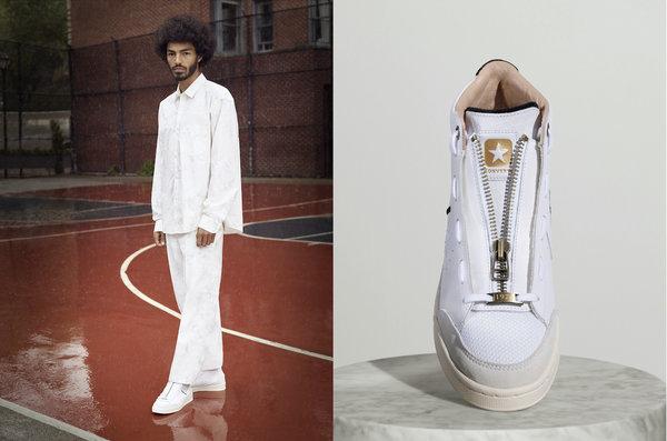 匡威 x IBN JASPER 全新联名 Pro Leather 鞋款即将来袭