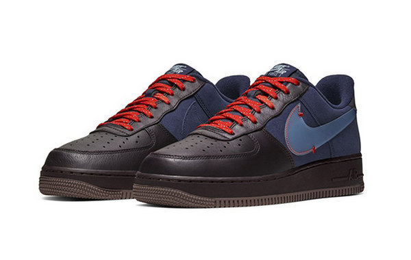 Nike 全新 Air Force 1 PRM 鞋款首次释出,适合秋冬季节