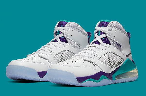 """Jordan Mars 270 鞋款""""Grape""""白葡萄配色曝光,经典 OG 范儿"""