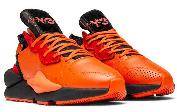 Y-3 Kaiwa 鞋款全新万圣节主题配色上架发售,视觉效果不俗