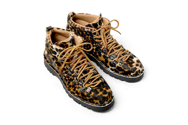 Danner x Engineered Garments 联乘 Mountain Trail 鞋款系列开售