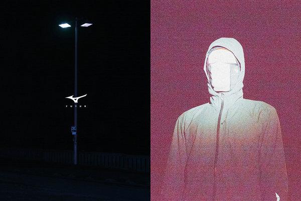 Mizuno(美津浓)x FUTUR 全新联名街头风格系列来袭
