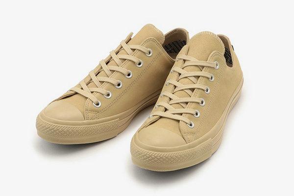 匡威经典鞋款 ALL STAR 100 全新机能版即将上架发售