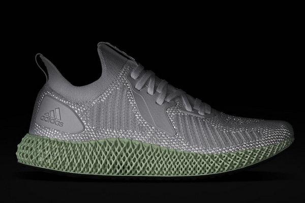 adidas ALPHAEDGE 4D 鞋款全新满天星版本现已发售