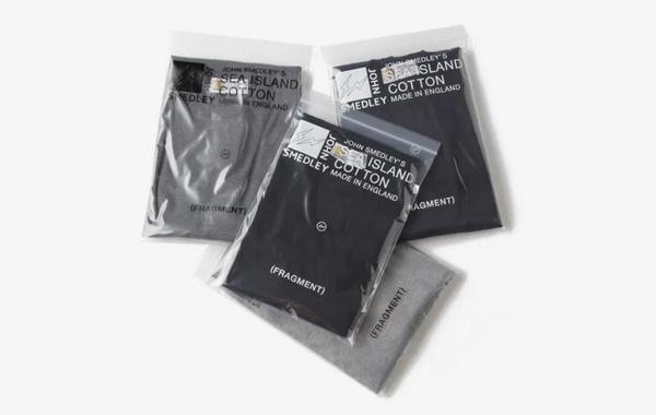 fragment design x John Smedley 联名毛衣系列正式发售,海岛棉制作