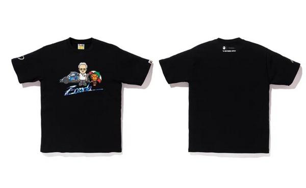 Bape x 帕加尼联乘 Zonda 二十周年别注系列即将开售,加持猿颜迷彩