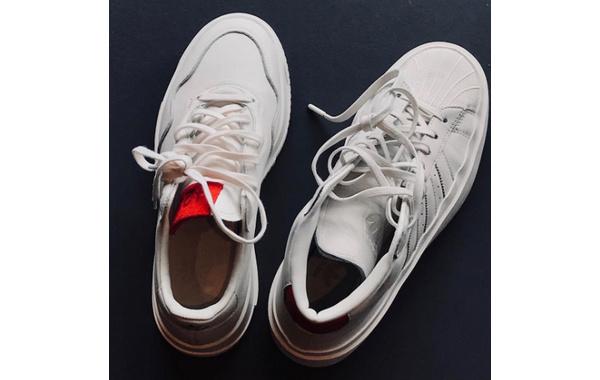424 X adidas Originals 正式确定推出联名鞋款系列,全白配色?