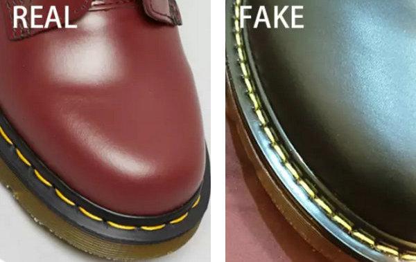 dr马丁靴真假对比——鞋边缝线.jpg