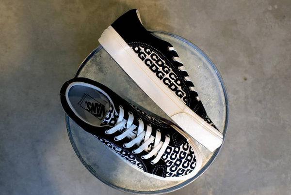 CDG X Vans 最新联名鞋款即将开启发售,冷门复古鞋型