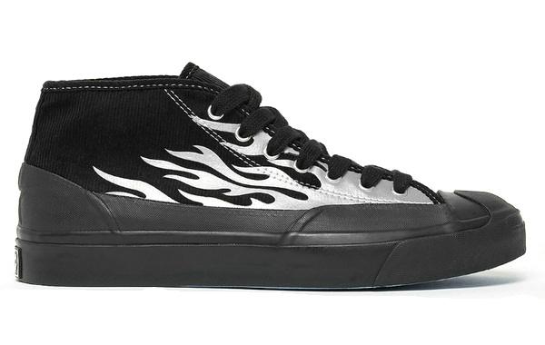 A$AP Nast x 匡威联乘全新配色 NST2 鞋款即将发售,灯芯绒与火焰