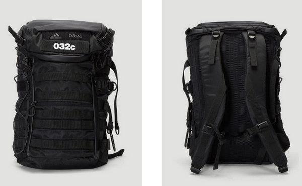 032c x 阿迪达斯联乘包袋系列正式上架,外型颜值很高