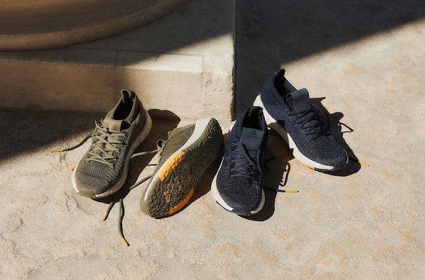 Monocle x 阿迪达斯联名 PulseBOOST HD 鞋款套装来袭