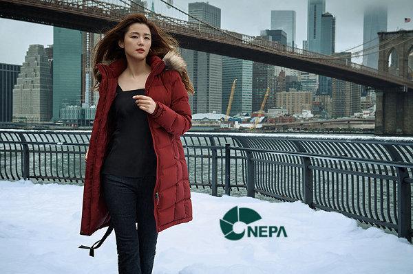 NEPA是什么牌子?全智贤代言的耐葩羽绒服档次堪比大鹅?