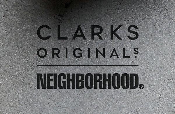 NBHD x Clarks Originals 2020 联乘企划预告公布