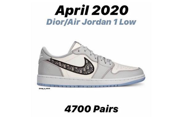 Dior x Air Jordan 1 Low 全新鞋款.jpg