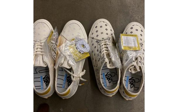 RHUDE x Vans 第三季联名鞋款提前预览,多色可选