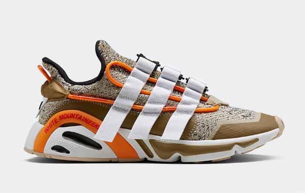 白山 x adidas LXCON 联名鞋款下周发售,时尚机能风