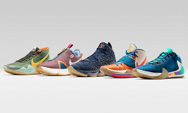 """耐克 Basketball 2020 黑人月主题""""BHM""""PE 鞋款系列预览"""