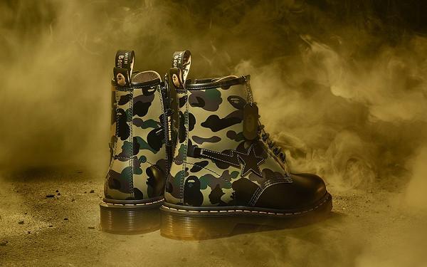 BAPE x 马丁博士联名 1460 鞋款-5.jpg