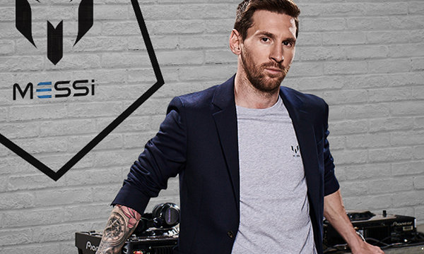 LEO MESSI是什么品牌?梅西亲创轻奢运动品牌