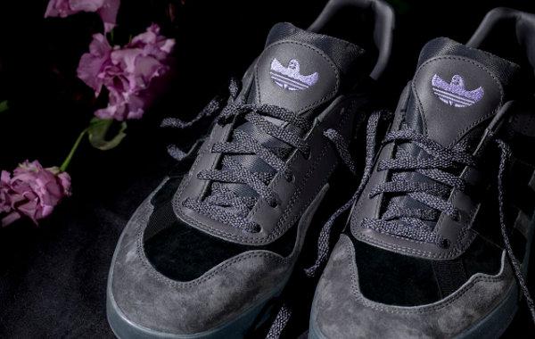 Adidas 全新滑板鞋 Aloha Super 本周六上架,奢华质感