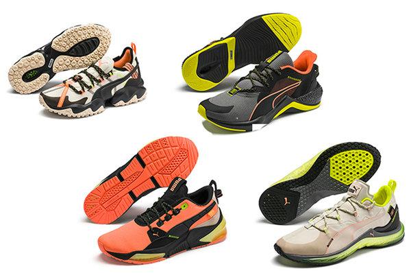彪马 x First Mile 联名可回收环保鞋款系列曝光,气质出众