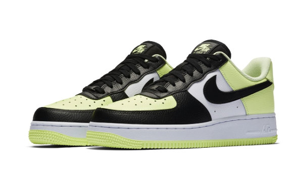 Nike Air Force 1 全新苹果绿配色鞋款曝光,亮眼高颜值