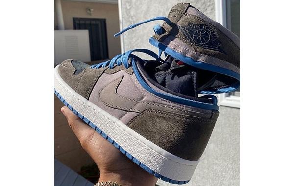 Air Jordan 1 可拆卸鞋帮鞋款释出,致敬 90 年代滑手