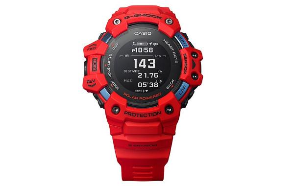 G-SHOCK GBD-H1000-1A7 全新腕表即将发售,功能强大