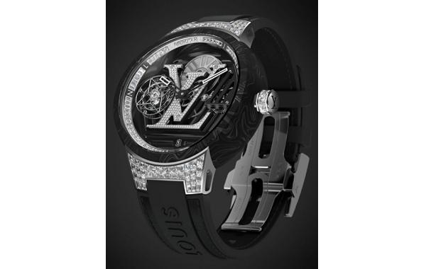 Louis Vuitton 全新腕表系列上架,奢华美学碰撞