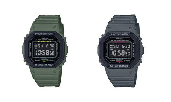 G-SHOCK(卡西欧)全新「Utility」系列腕表上架