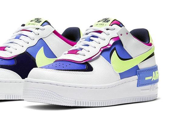 "AF1""Shadow""系列鞋款新作释出,酷似 Sacai 联名"