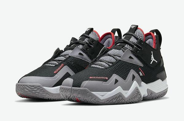 黑水泥 Jordan Westbrook One Take 配色鞋款曝光,层次质感丰富