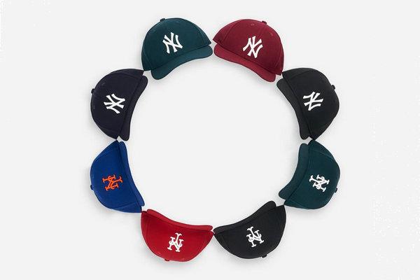 纽亦华 x KITH 全新联名帽款系列登场,多款配色等你选