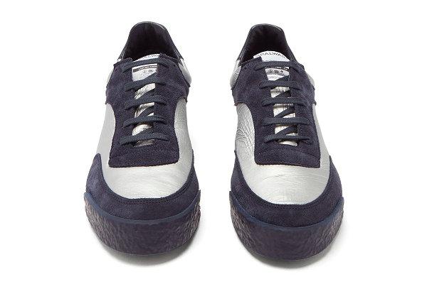 CDG SHIRT x Spalwart 联名鞋款系列发售,黑米蓝 3 色可选