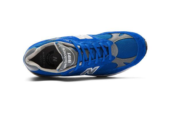 英产新百伦 991 全新配色鞋款系列发售,蓝、绿、棕褐 3 色可选