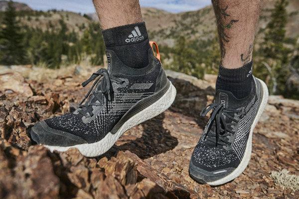 Parley x Adidas Terrex 全新联名鞋款曝光,依旧环保~
