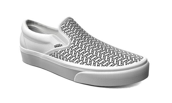 范斯全新「Foot The Bill」系列鞋款上架发售,公益项目~