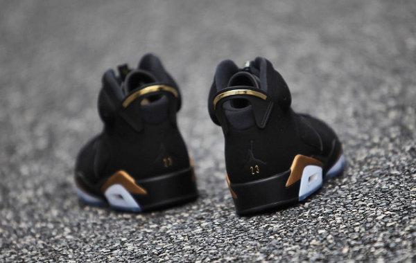 """AJ6""""DMP""""黑金配色鞋款正式发售.jpg"""