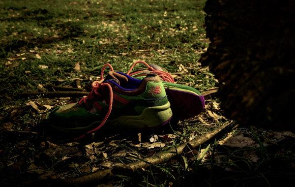 atmos X 新百伦全新联名 850 鞋款周六发售,没 N 字标