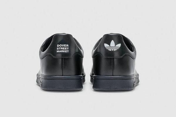 阿迪达斯 x DSM 全新联名别注 Stan Smith 鞋款即将上架