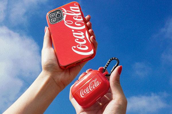 可口可乐 x CASETiFY 全新联名周边系列即将上架