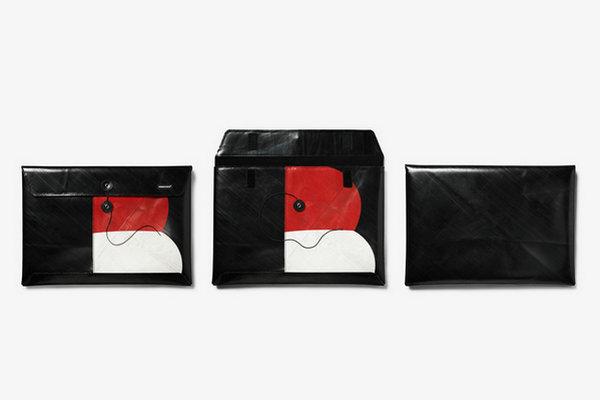 FREITAG 全新笔记本电脑保护套上架发售,三种尺寸可选