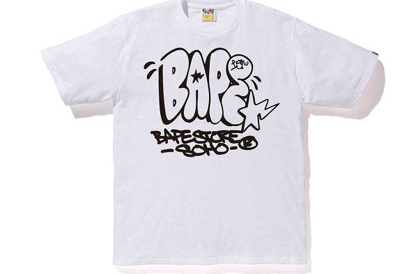 BAPE STORE NY x Shaun Crawford 联名 T恤系列释出,15 周年纪念