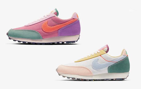 Nike 全新配色灯芯绒鞋款下周发售,堪比联名设计~