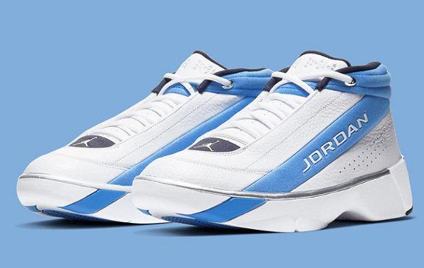 Jumpman Team Showcase 全新鞋款即将发售,MP3 播放键