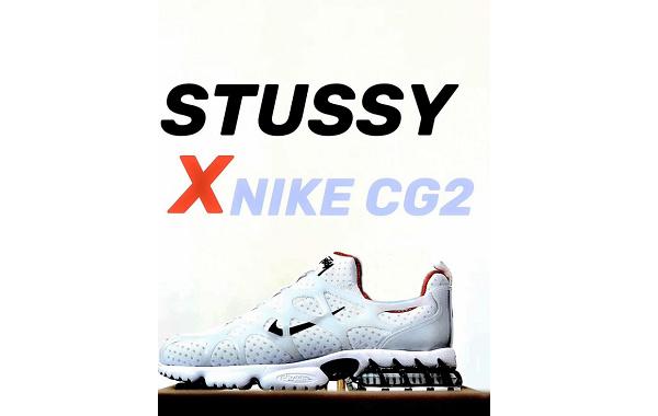 Stussy x Nike 全新联名鞋款实物释出,美式复古造型~